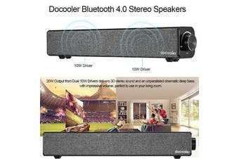 TV Sound Bar Home Theater Subwoofer Soundbar Bluetooth Wireless / Wired AUX-IN