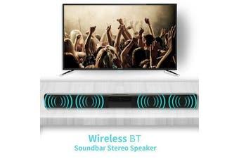 Bluetooth Wireless 3D Soundbar Sound Bar TV Theater HiFi Speaker Subwoofer
