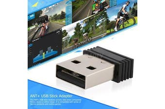 ANT+ USB Stick Adapter Garmin Forerunner for Zwift TrainerRoad PerfPRO