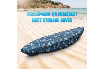 Professional Kayak Boat Waterproof UV Resistant Dust Storage Cover Shield