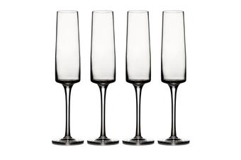 Lumina Champagne Flute Set (4)