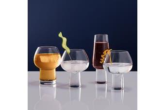Aura Wine Glass Set (of 4)