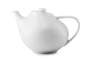 Swirl Tea Pot