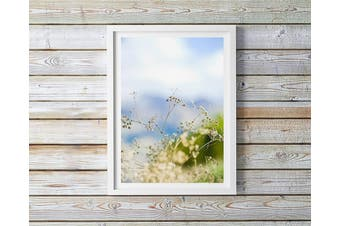 Meadow Scene Print - With Frame