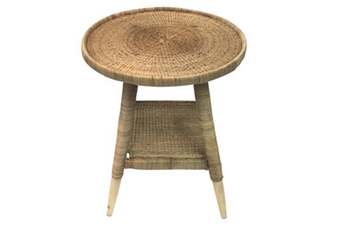 Genuine Malawi Side Table in Natural