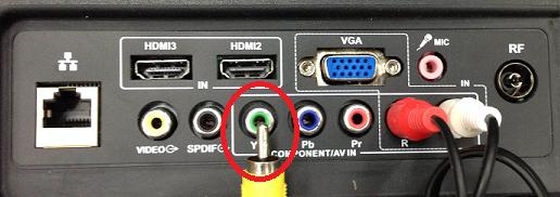 How do I connect my device to my TV using the AV Inputs? – Kogan com