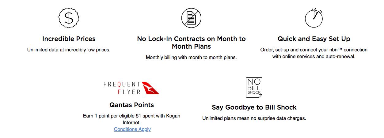 Kogan com launches low cost nbn™ internet service - Kogan com